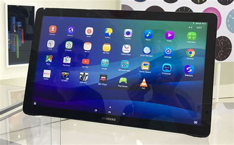 Tablet Samsung Galaxy View samsung galaxy view price in with review