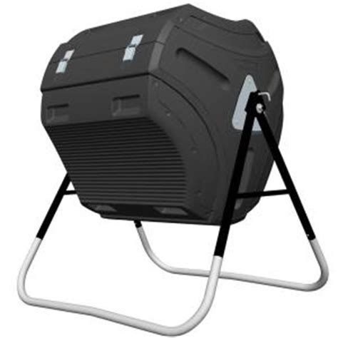 lifetime 80 gal compost tumbler 60058 the home depot