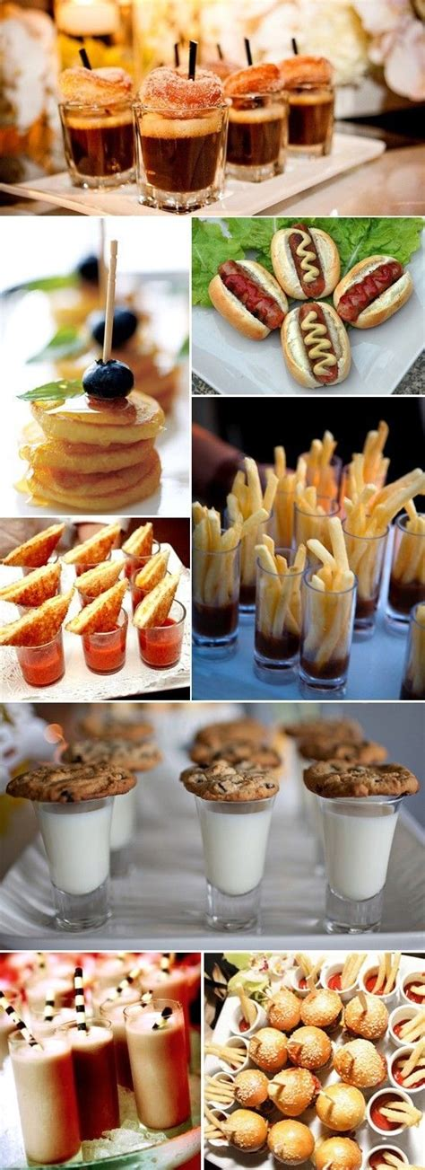 great party food ideas fab foods pinterest