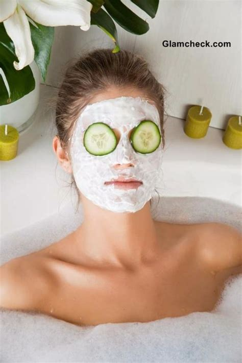 Day Glow Luxury Acne Day Acne Luxury Day Crm Acne Luxury 33 diy ideas for a spa day at home