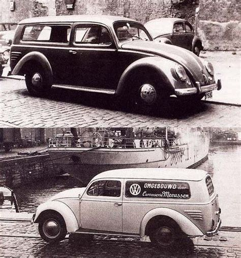volkswagen wagon 1960 95 best vw coachbuilds images on pinterest porsche