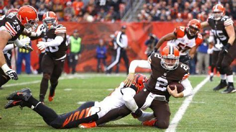Browns Front Office by Mike Pettine Bernie Kosar Abc7news
