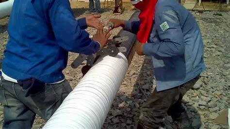 Polyken Wrapping polyken coating wrapping tool 2