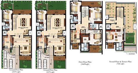Tiny Home Layouts anant raj estate villas sector 63a gurgaon