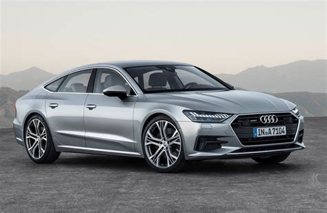 New Audi A7 2018 by 2018 Audi A7 Sportback Revealed Gets Mild Hybrid Tech