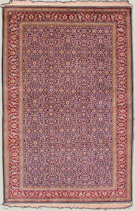 Hereke Rug by Turkish Rugs Hereke Silk Carpet Yurdan