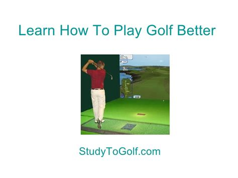 learn golf swing learn golf swing tutorial