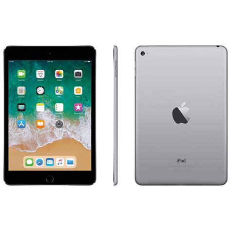 Did You See On Glosscomfree Shipping 4 Mini B 3 by Apple Mini 4 128gb With Wi Fi Space Grey Apple