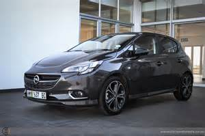 Opel Corsa Sport Chris Wall Media