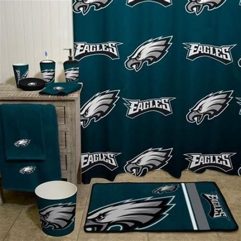 philadelphia eagles bathroom set 1000 ideas about philadelphia eagles wallpaper on