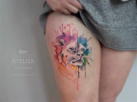 le 243 n en acuarelas by julia dumps tatuajes para