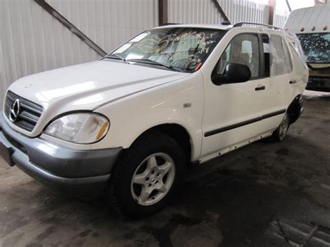 1998 mercedes ml320 parting out 1998 mercedes ml320 stock 110553 tom s