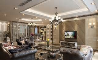Luxury Livingroom by 187 Luxury Living Room Designs