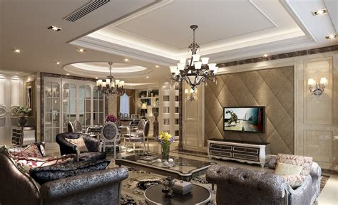 Luxury Living Room Decor by 187 Luxury Living Room Designs