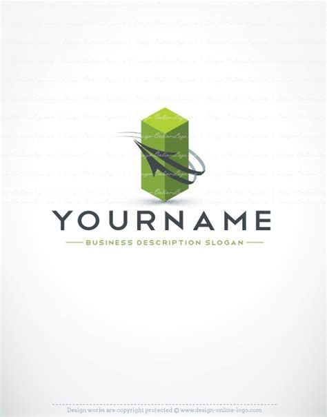 buy online 3d company logo free business card