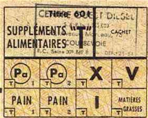 Tickets De Rationnement by Texte1