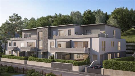 neubau mehrfamilienhaus in m 252 lheim an der ruhr nikolić - Moderne Mehrfamilienhäuser
