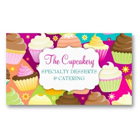 cupcake shaped card template 16 best cupcake shaped business cards images on