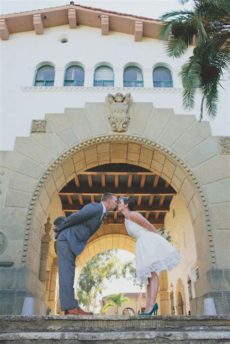 Santa Barbara Marriage Records 8 Beautiful City And Courthouse Wedding Venues