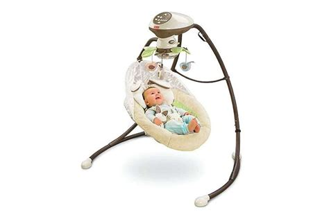 my little snuggle bunny swing fisher price my little snugabunny baby cradle swing