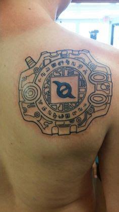 gurren lagann tattoo cool gurren lagann idea tattoos