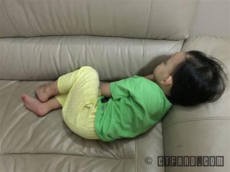 Berapa Sofa Anak hani tertidur sendiri inspired by yanie