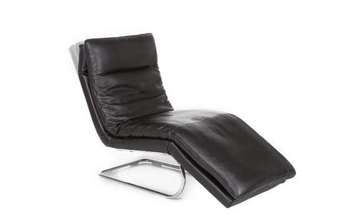 Chaise Longue Cuir by Chaise Longue Relax Absolute En Cuir