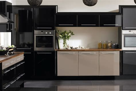 black cabinet kitchen designs kitchen cabinet design services 169 interior renovation malaysia