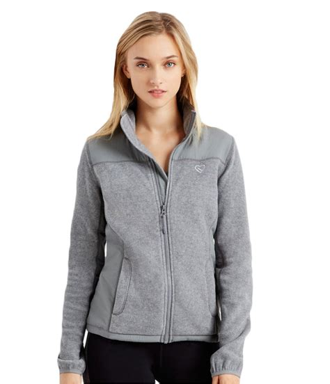 fleece zip jackets aeropostale womens zip fleece jacket ebay