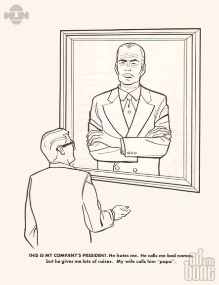 coloring book for executives executive coloring book pg 11 by haunted library on