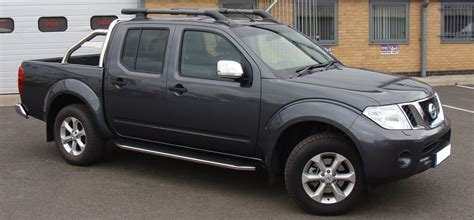 2009 Nissan Navara D40 Pictures Information And Specs