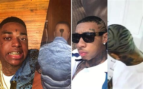 image gallery tyga haircut 2016