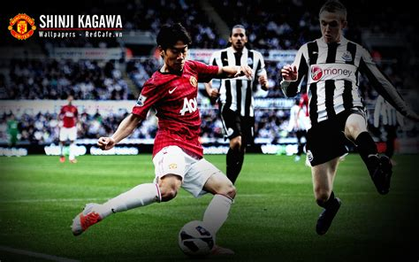 redcafenet the leading manchester united forum share the redcafe vn wallpapers shinji kagawa by jesuchat on
