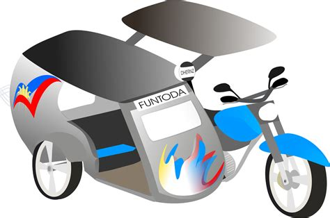 philippine tricycle png tricycle pictures cliparts co
