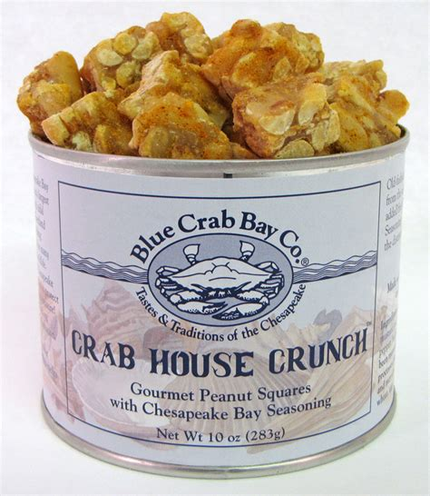 chesapeake bay seafood house crab house crunch peanut squares with chesapeake bay
