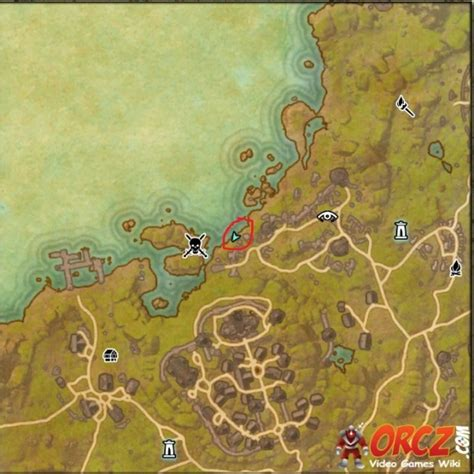 glenumbra treasure map eso glenumbra treasure map vi orcz the wiki