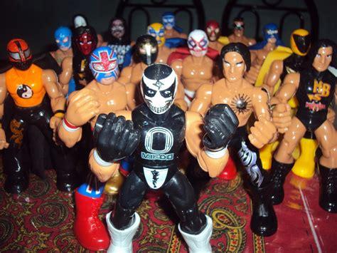 imagenes de halloween luchador luchadores patones pentagon mesias chessman cybernetico