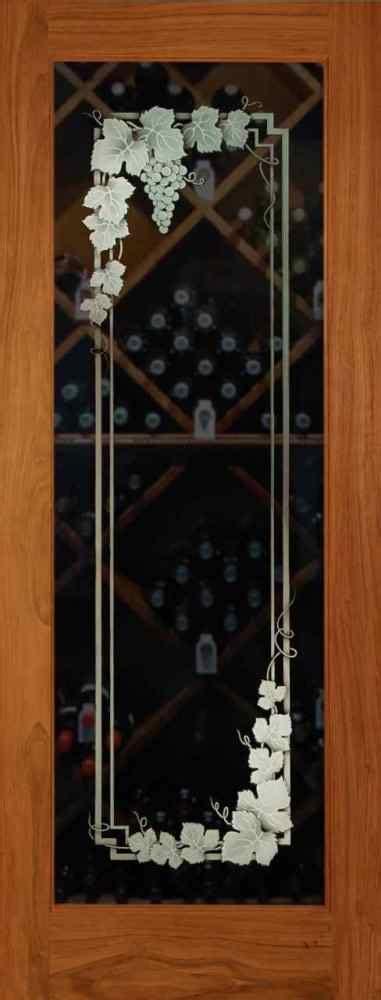 glass wine room doors etched glass wine room doors sans soucie glass