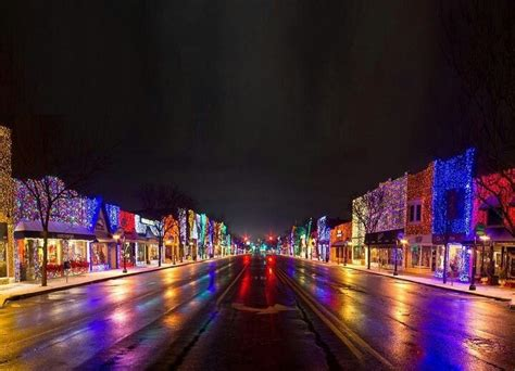 downtown rochester michigan beautiful christmas ideas