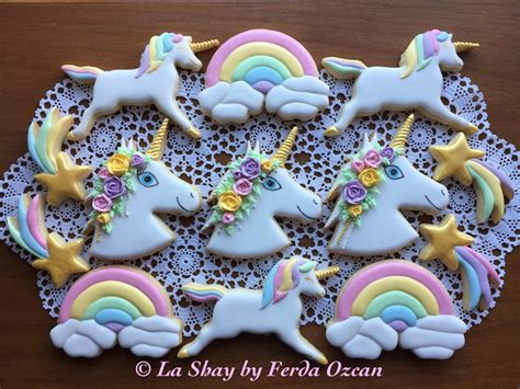 How To Decorate Sugar Cookies With Royal Icing Unicorn Cookies Cakecentral Com