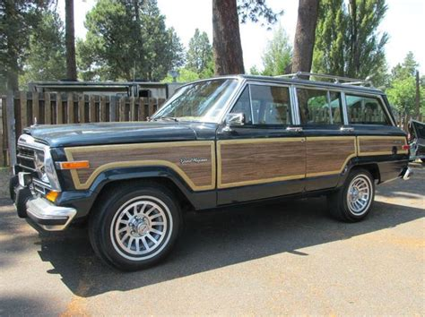 Jeep With Wood Paneling Wood Panel Jeep Wagoneer For Sale Images