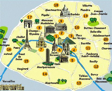marais map and architecture mainly le marais