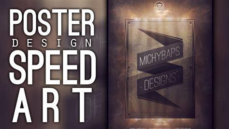photoshop poster design youtube graphic design poster photoshop youtube