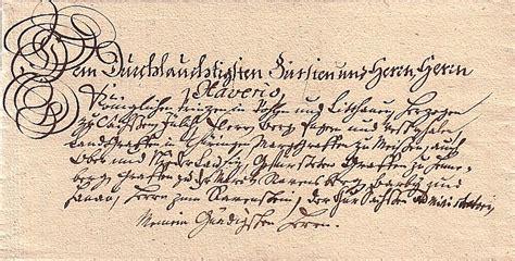 Offizieller Brief Abschluss Philaseiten De Vorphilatelie S 228 Chsische Kurf 252 Rstenbriefe 1640 1805