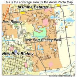 map of new port richey florida aerial photography map of new port richey east fl florida