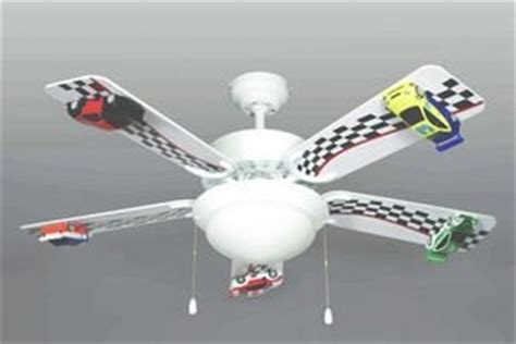 Cars Ceiling Fan by Top Products 2016 42 Quot Race Car Ceiling Fan 5 Blade 2