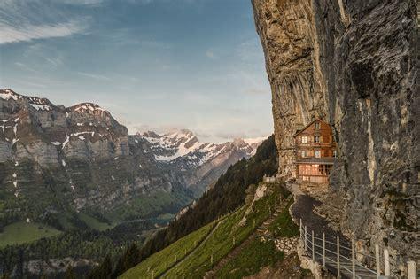 Feuerstellen Appenzell by Berggasthaus Aescher Wildkirchli Appenzellerland Tourismus