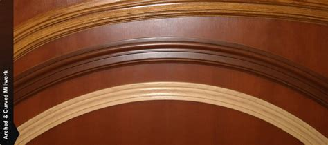 curved wood trim molding wood components offers quality curved and arched moldings