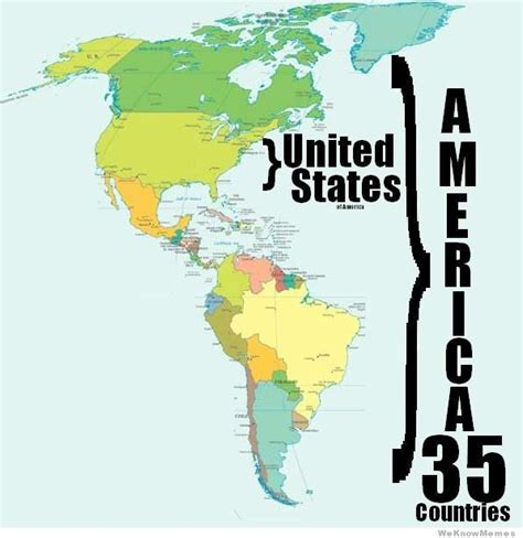 united states map and south america america is not usa