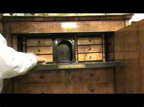 Nightstand Hidden Drawer A Furniture With Hidden Secret Drawers Youtube